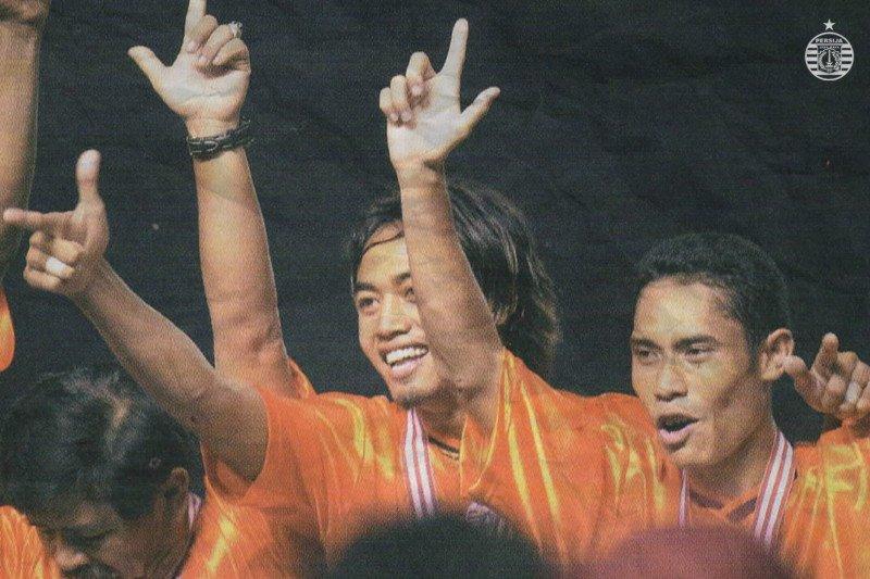 Anang Ma'ruf tak bisa lupakan juara liga 2001 bersama Persija