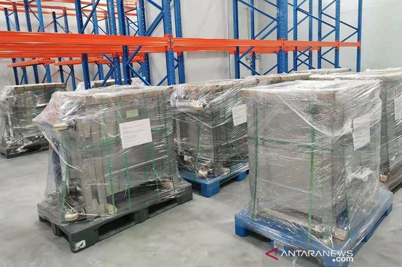 Sinovac kirim 15 juta dosis vaksin ke Indonesia dalam bentuk curah