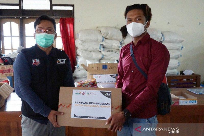 ACT aktif salurkan bantuan seiring meningkatnya aktivitas Merapi