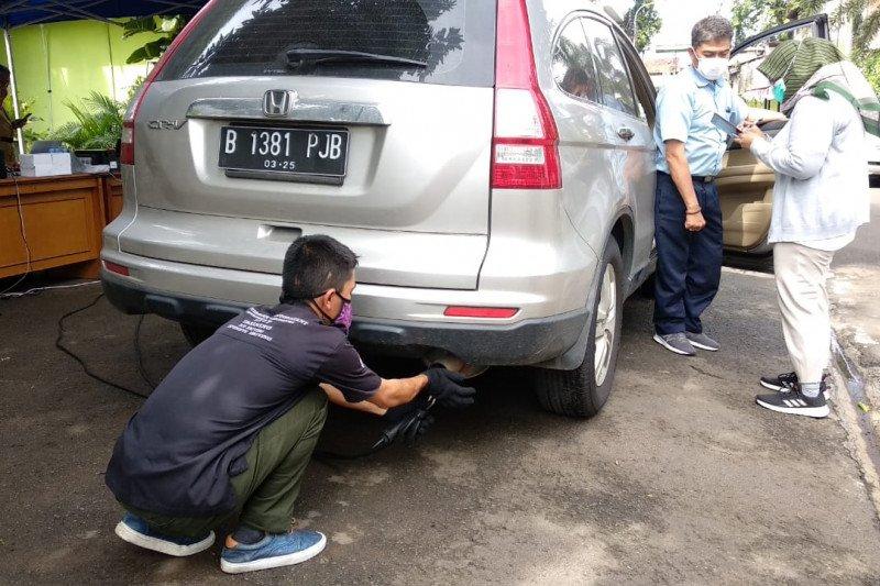 Sudin LH Jaksel fasilitasi uji emisi gratis selama tiga hari