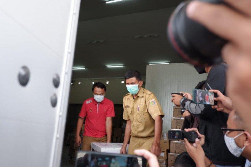 Dinkes: 500 nakes Lampung dilatih kembali untuk vaksinasi COVID-19