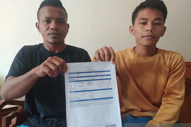 """Dua calon penumpang Sriwijaya """"diselamatkan"""" tes usap mahal"""