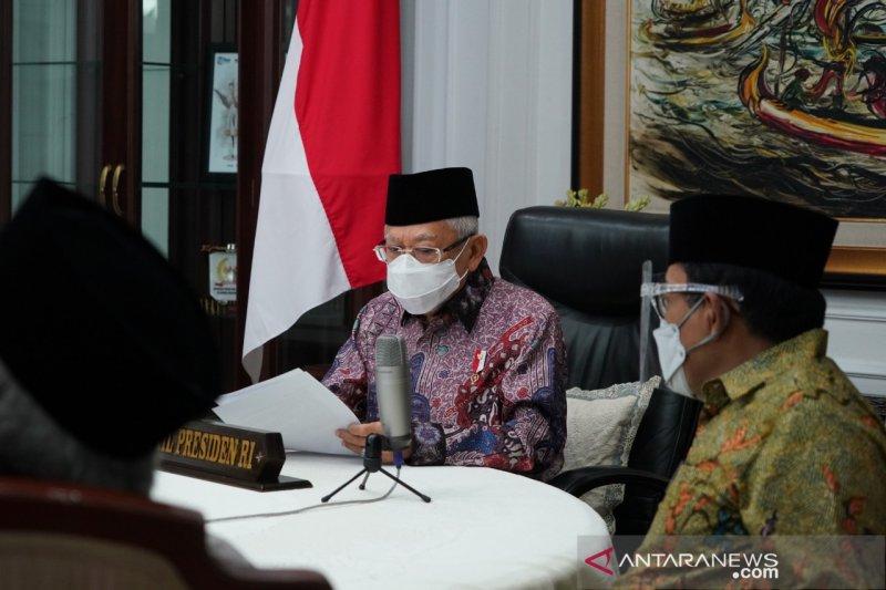 Wapres tawarkan Qatar berinvestasi industri halal di Indonesia