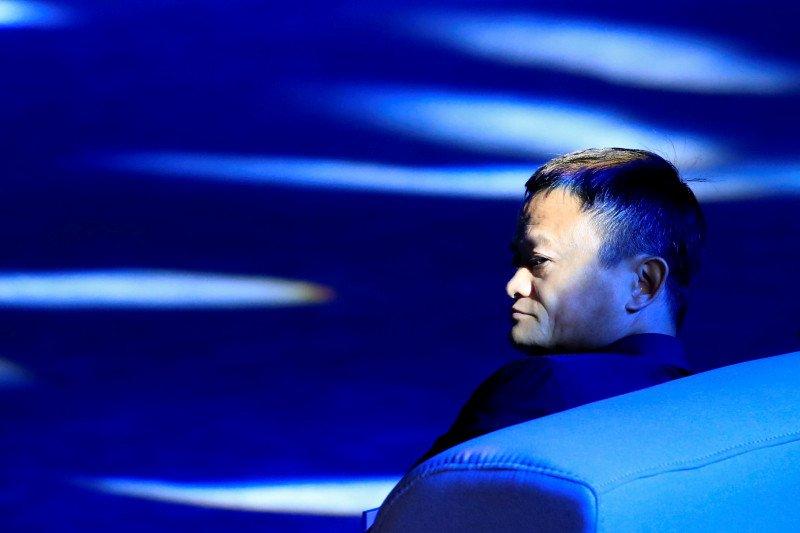 Jack Ma dan anomali China