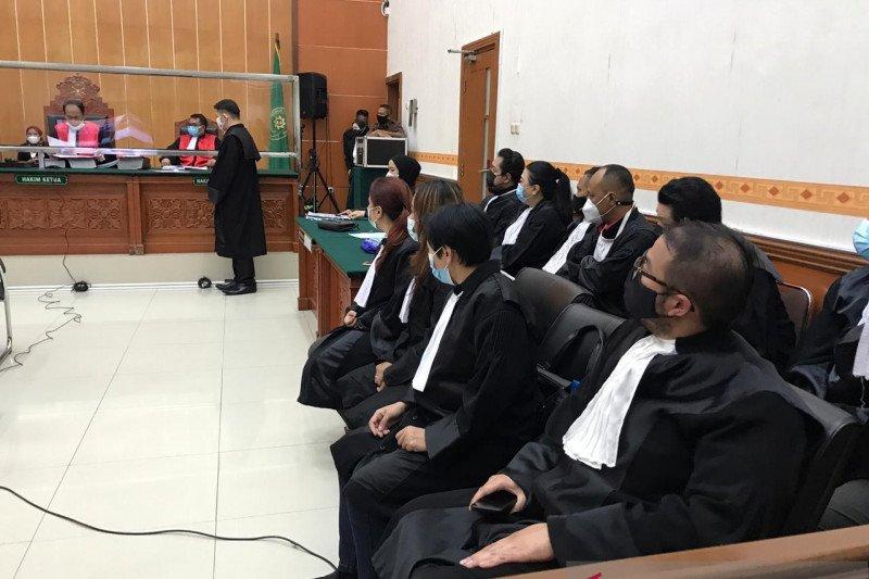 24 pengacara dampingi John Kei