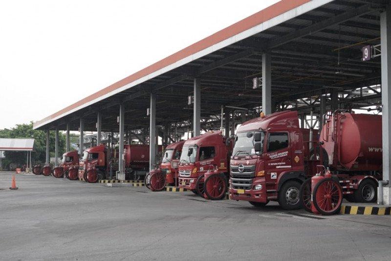 Pertamina prediksi PPKM turunkan konsumsi BBM di Jatimbalinus