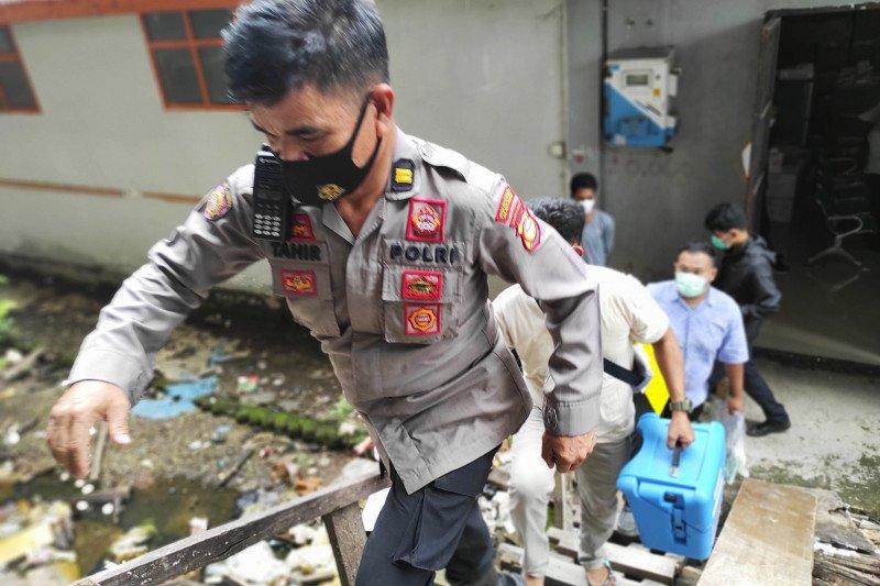 Sembilan puskesmas di Makassar dijadwalkan lakukan vaksinasi serentak