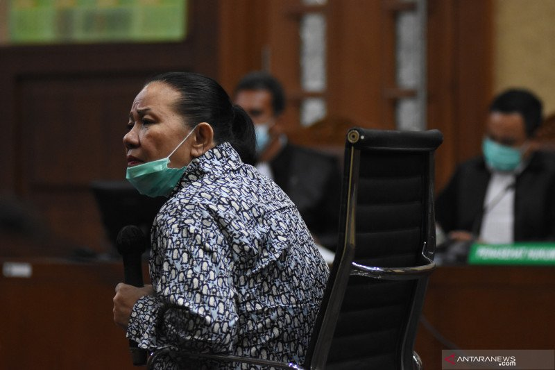 Jaksa ungkap perusahaan yang diuntungkan dari perbuatan Maria Pauliene