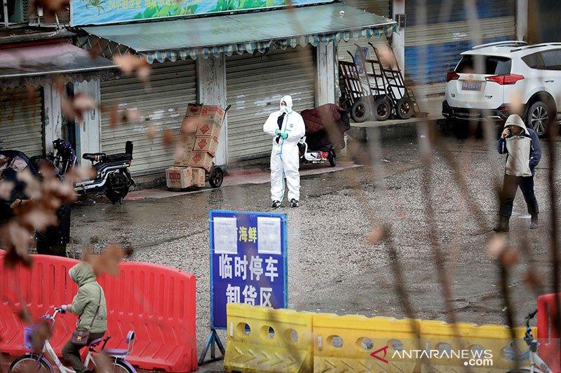Tim WHO tiba di Wuhan untuk selidiki asal-usul COVID-19