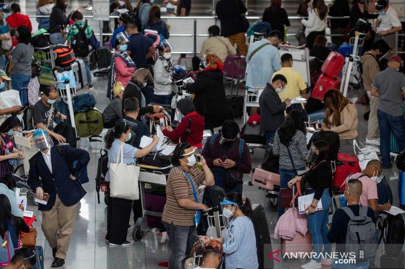 Khawatir varian COVID baru, Filipina perketat kontrol masuk pelancong