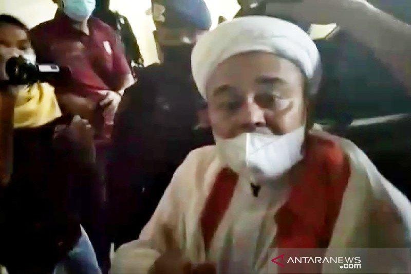 Bareskrim jadwalkan pemeriksaan Rizieq dan Hanif Alatas usai Jumatan