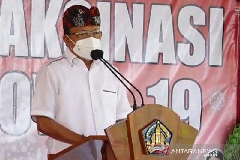 Gubernur Bali: Jangan kendor disiplin protokol kesehatan