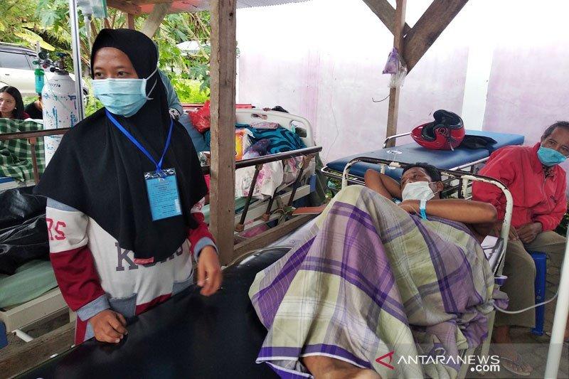 BPBD Mamuju masih data dampak gempa Majene