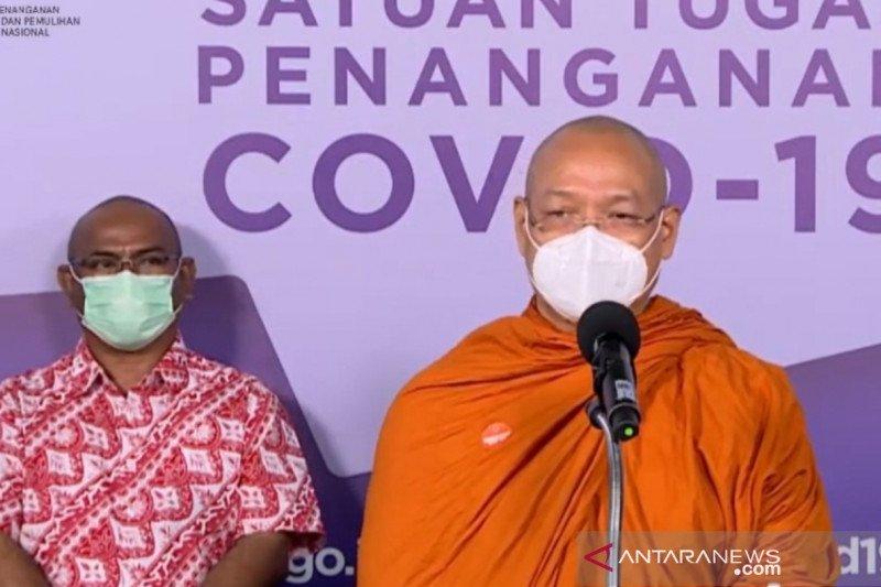Permabudhi ajak umat Buddha ikuti vaksinasi COVID-19 karena aman