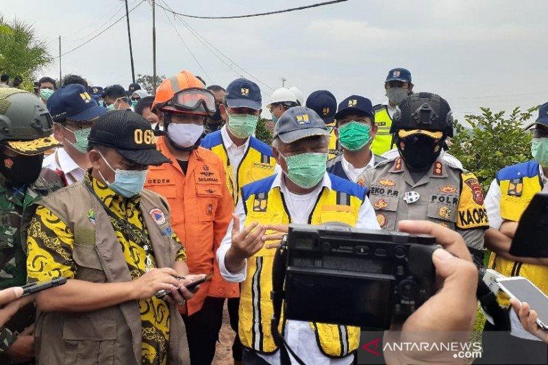 Menteri PUPR sebut longsor Sumedang jadi perhatian Presiden