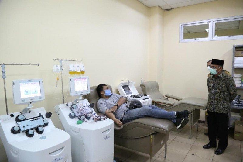 Menko PMK dorong penyintas COVID-19 donorkan plasma konvalensen