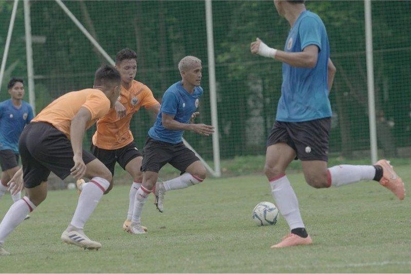 Sidik Saimima bandingkan metode Shin Tae-yong dengan pelatih lokal