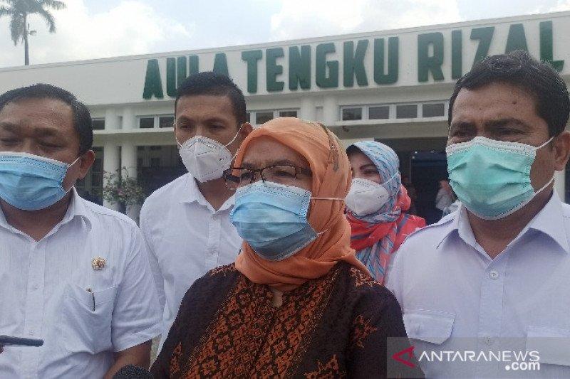 Pemprov Sumut targetkan distribusi vaksin rampung awal Februari