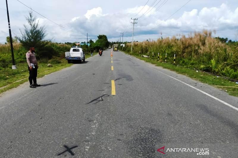 Pemuda tewas kecelakaan libatkan Ketua KIP Aceh Jaya