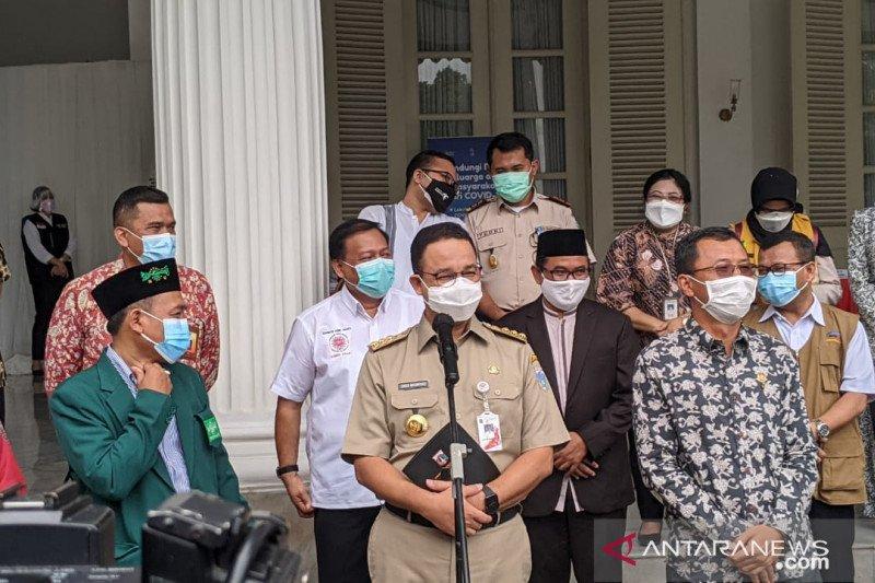 Anies: DKI merasa terhormat HPN 2021 diselenggarakan di Jakarta
