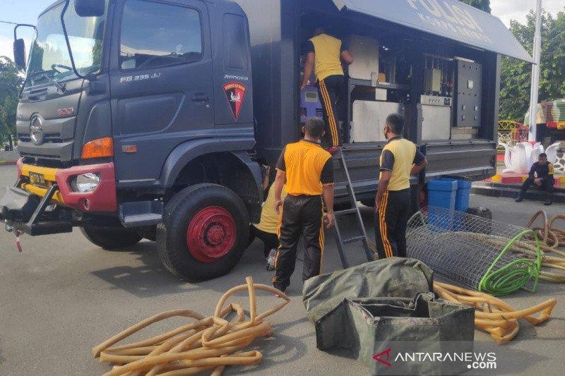 Polda Sulteng kirim personel Brimob bantu korban gempa Majene