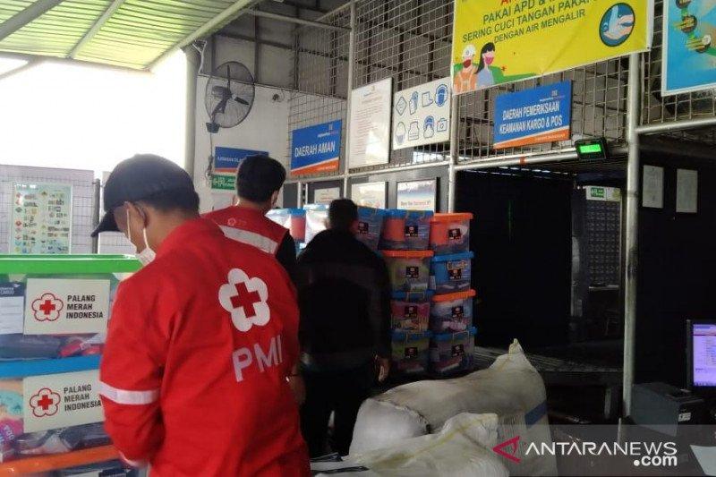 PMI distribusikan ribuan logistik bantuan ke lokasi gempa Sulbar