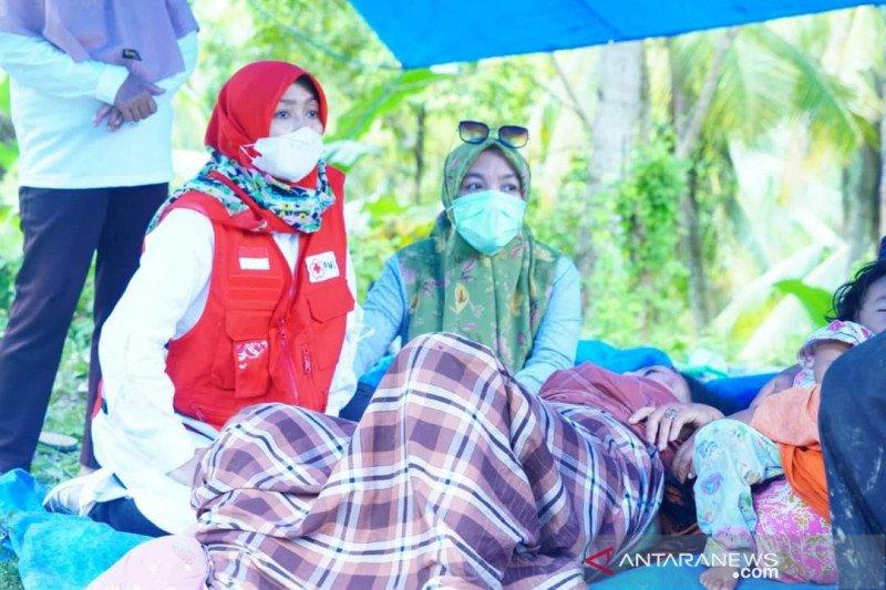 PMI bantu rawat korban gempa Sulbar yang alami luka-luka