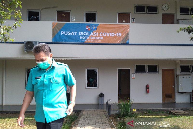 Kasus positif COVID-19 di Kota Bogor capai 6.469 kasus