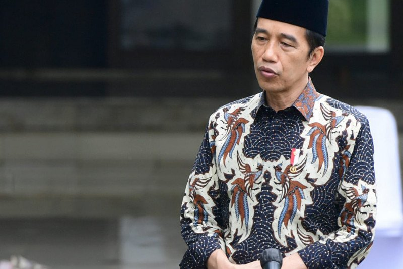 Presiden Jokowi sampaikan duka cita terhadap korban longsor Sumedang