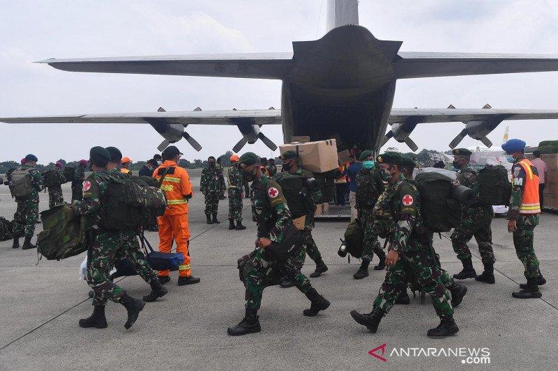 Gempa Sulbar, Kemenhub: Aktivitas penerbangan masih berjalan normal