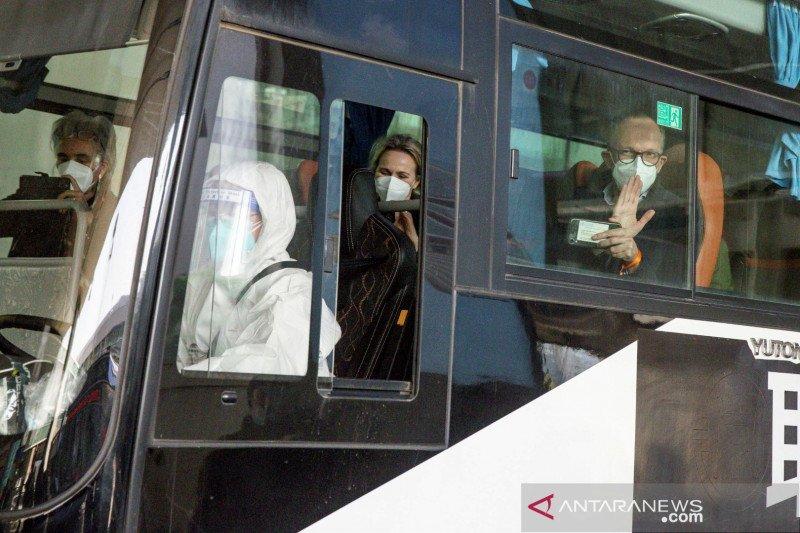 Tim WHO kunjungi RS pertama yang merawat pasien COVID-19 di Wuhan