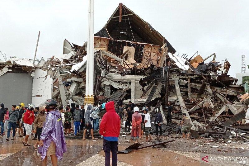 Yayasan BUMN salurkan bantuan korban gempa Sulbar
