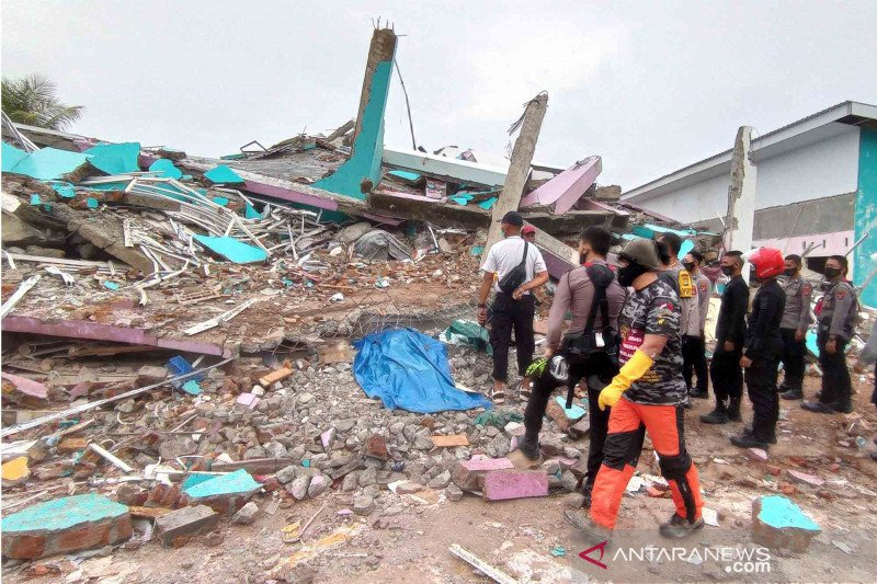 NU Peduli segera bantu korban gempa Majene