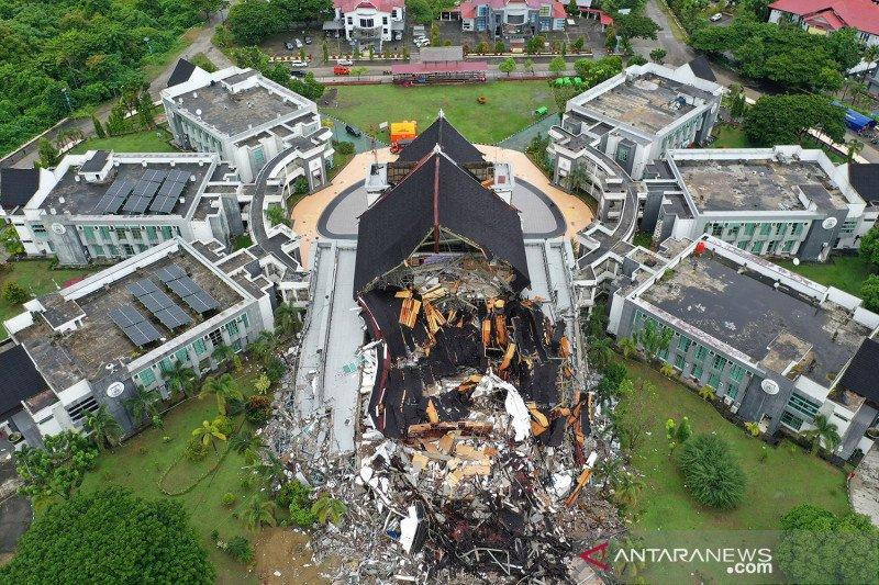 Mengenal Sesar Naik Mamuju-Majene, penyebab gempa Sulbar