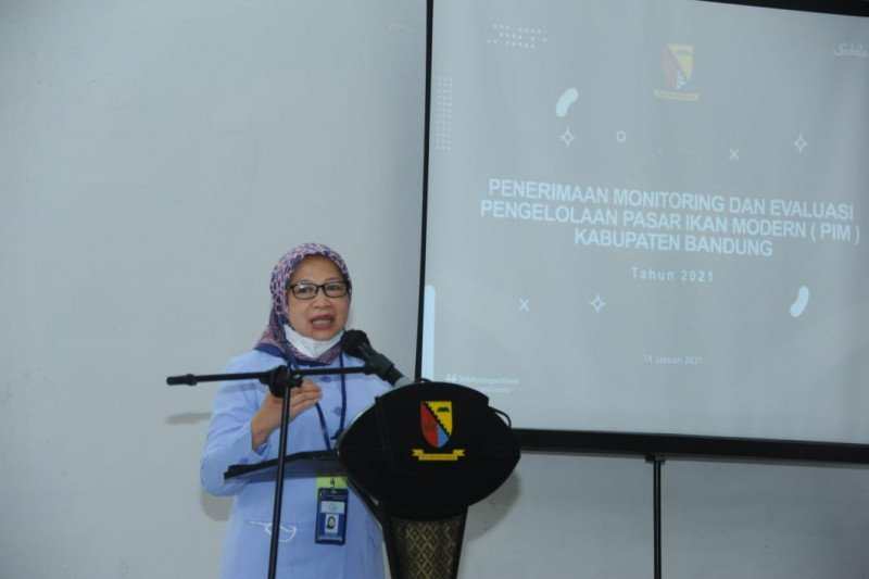 KKP: Pasar Ikan Modern Soreang dekatkan Bandung dengan perikanan