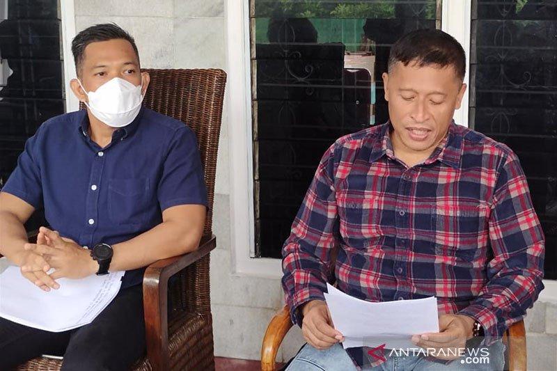 Eva-Deddy dapat bantuan Tim Hukum dan Advokasi DPP PDIP