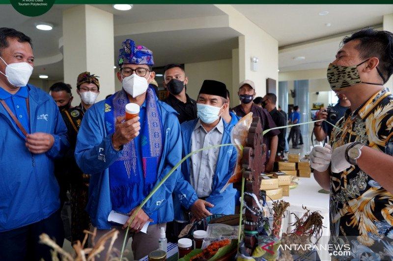 Menparekraf berharap Poltekpar Lombok cetak SDM kepariwisataan unggul