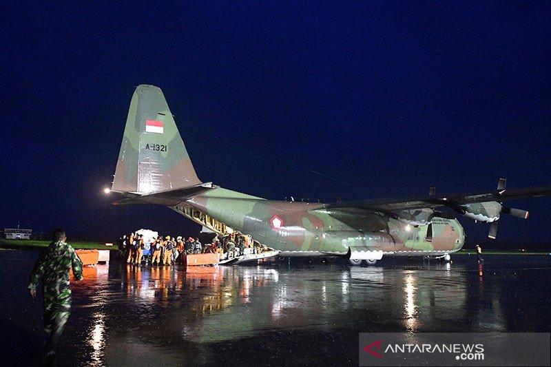 Pascagempa, layanan navigasi penerbangan di Bandara Mamuju normal