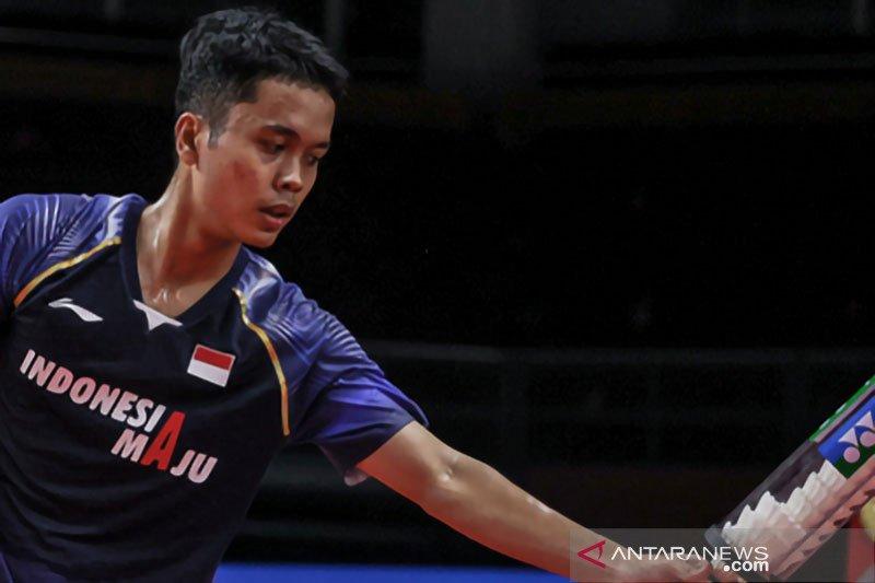 Anthony Sinisuka Ginting gagal ke final Thailand Open