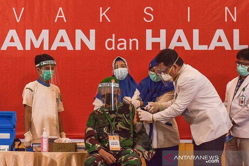 Riau siapkan 790 vaksinator untuk sukseskan vaksinasi COVID-19