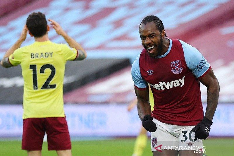 West Ham dan Brighton kompak petik kemenangan tipis 1-0
