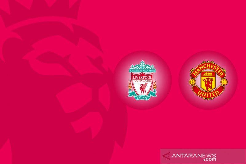 Klasemen Liga Inggris: Liverpool tergusur jelang Derbi Barat Laut