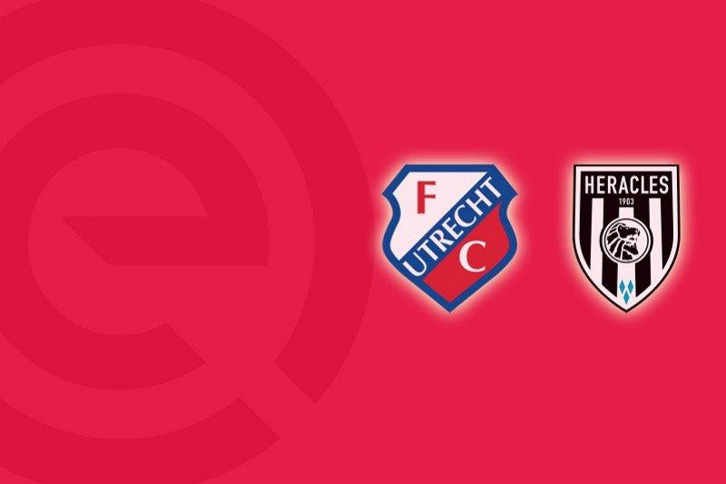 Utrecht kembali ke jalur kemenangan saat atasi Heracles 2-0