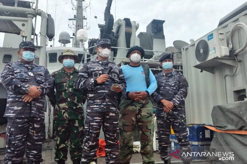 Pencarian Sriwijaya hari kesembilan terkendala jarak pandang dan arus