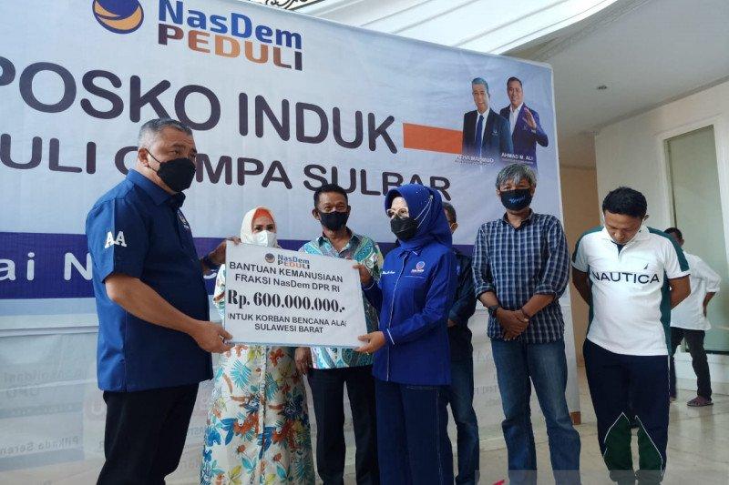 F-NasDem tarik dukungan revisi UU Pemilu