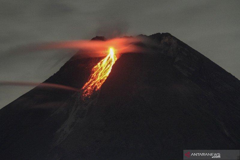 Letusan elusif Gunung Merapi
