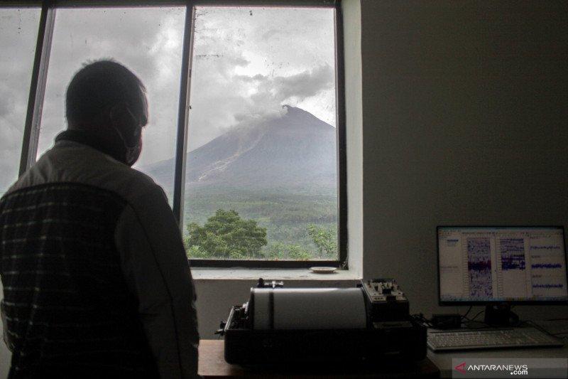 Aktivitas Gunung Semeru didominasi gempa letusan