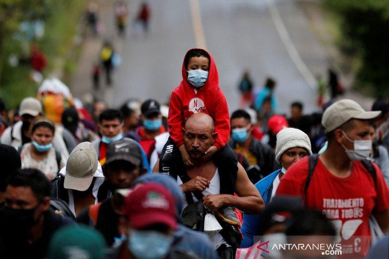 Blinken angkat masalah imigrasi dengan menlu Guatemala