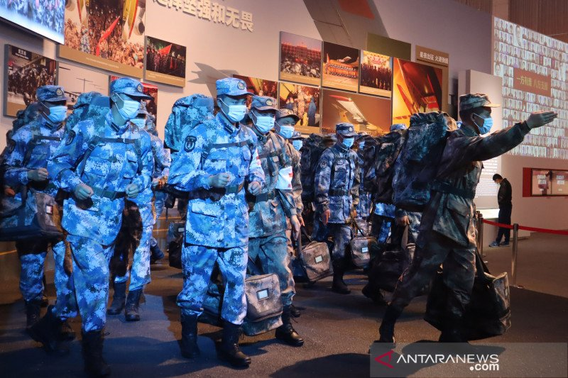Wuhan dorong WHO lacak kaitan COVID dan Pekan Olahraga Militer Dunia