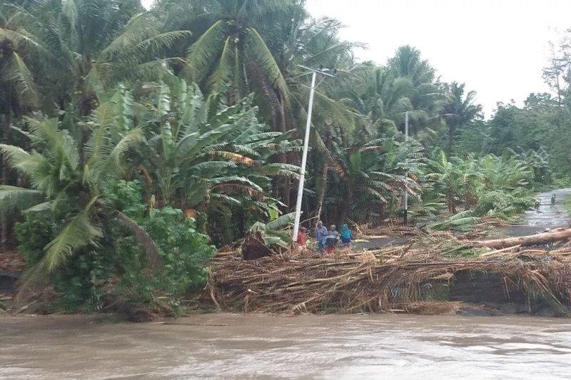 BPBD: 2.863 orang Halmahera Utara mengungsi karena banjir